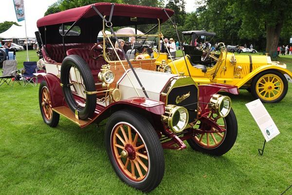 1910 Oakland Model K Touring John Sanders