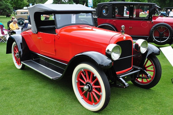 1923 Jordan MX Playboy Convertible David A. Jordan