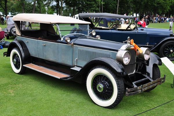 1925 Packard 236 Eight Sport Roy Margenau