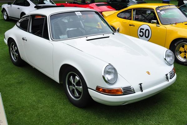 1970 Porsche 911S Rick Riley