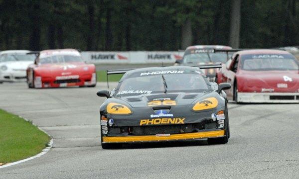 Andrew Aquailante GT-2 Chevrolet Corvette