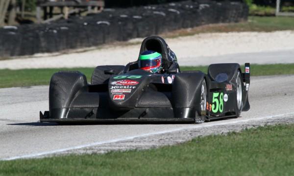 Chris Farrell D Sports Racer Stohr WF-1