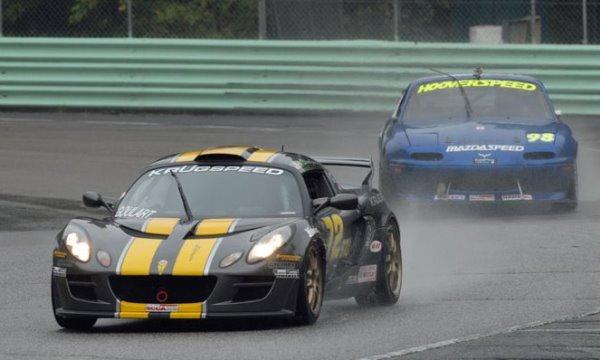 Elivan Goulart Lotus Exige Super Touring Under