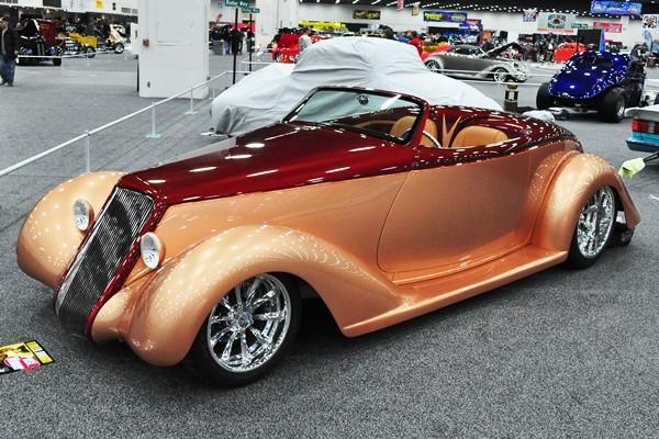 2006 1935 Ford Roadster Kevnand Karen Alstott