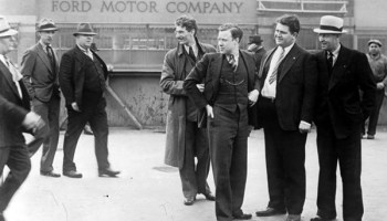 May 26, 1937: The Battle of the Overpass Ford