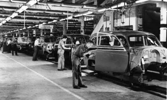 of general motors for a quick history of the auto body industry. Cars Review. Best American Auto & Cars Review
