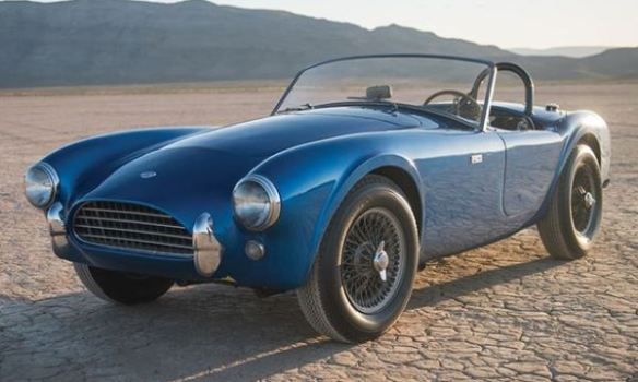 First Shelby Cobra