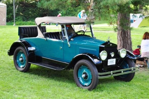 1919 Hudson Essex Roadster Darlene Fleisch Harris