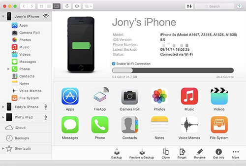 Top 4 iPhone Backup Software for Mac
