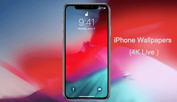 How To Make A Dynamic Wallpaper For Iphone X Iphone Xr Xs Wallpapers Download 4k Hd Live Free Hd In Ios 12