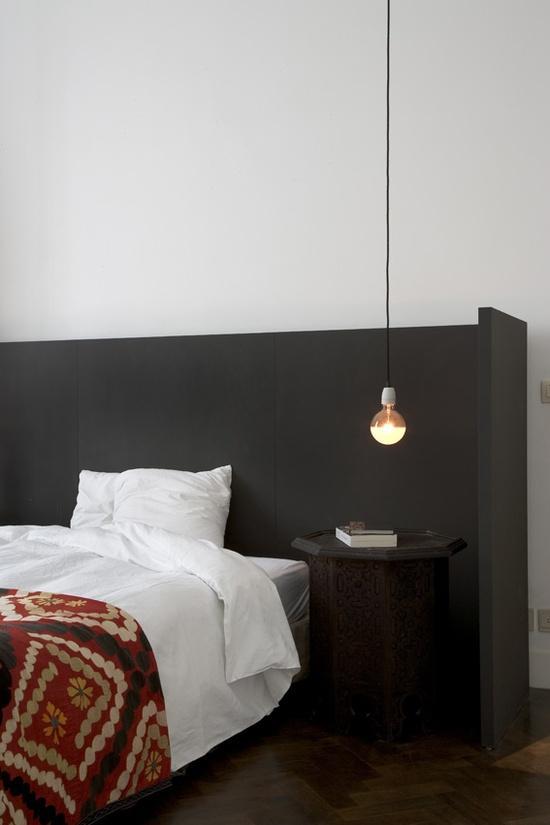 Should I Have Hanging Bedside Lights?