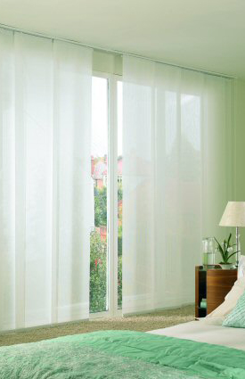 Should i have curtains on my folding sliding doors mad about the
