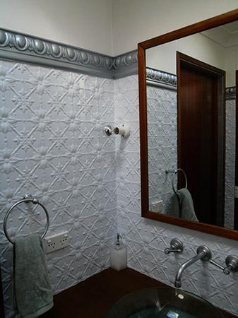 Pressed Tin Tiles | Tile Design Ideas