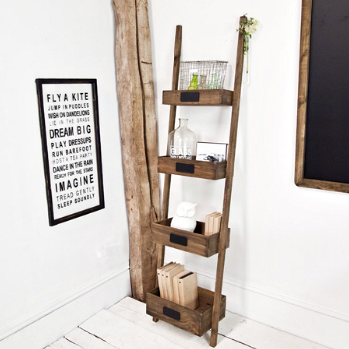 Objects Of Design 130 Ladder Box Shelves Mad About The
