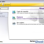 Guía de Backup con Norton Ghost 2003
