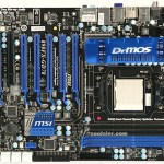 CES2010: MSI 890FX-GD70 Aparece en Público