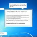 Ventana elije tu navegador en Windows 7 Europeo [Próxima Semana]