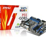 Review MSI P55-GD85