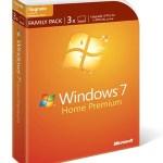 Windows 7 Family Pack vuelve por tiempo limitado