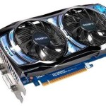 Gigabyte GeForce GTS 450 con 930MHz en el núcleo