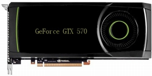 GTX 570: Specs y Fecha de Lanzamiento