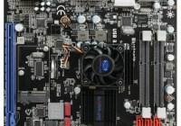 Sapphire anuncia placa mini-ITX basada en AMD Fusion