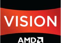 """AMD podría descontinuar la marca """"VISION"""" para sus plataformas"""