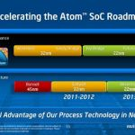 "Atoms de 22nm con ""Out-of-Order"" el 2012 y 14nm el 2014"
