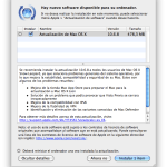 Mac OSX 10.6.8 disponible: La antesala de Lion