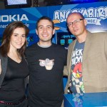 Final Torneo Angry Birds de Nokia Chile