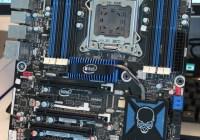 IDF11: MSI, Gigabyte e Intel muestran sus placas LGA-2011 (X79)