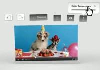 YouTube agrega efectos de edición para tus videos