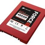 Corsair Force 3 y Force GT ahora en 180GB y 480GB