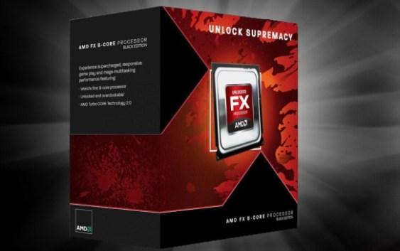 AMD FX-4130 & AMD FX-6130 en abril, FX-8120 WOX en pre-venta