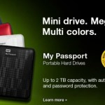 Los Western Digital My Passport alcanzan los 2 TB