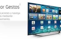 Samsung promociona control por movimiento en sus Smart TV con genial comercial