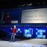 Microsoft confirma lanzamiento de Windows 8 para el 26 de Octubre