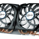 Artic presenta el Accelero Twin Turbo 690 para la GeForce GTX 690