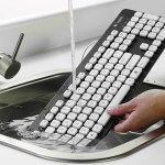 Logitech presenta su teclado lavable Washable Keyboard K310