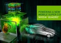 NVIDIA también lanza sus nuevas Quadro Mobile basadas en Kepler