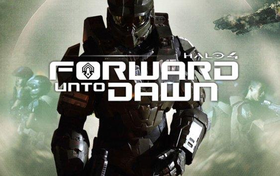 Halo 4: Forward Unto Dawn. Todos los episodios.