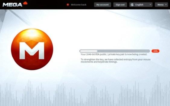 Primeras capturas de pantalla del nuevo Mega