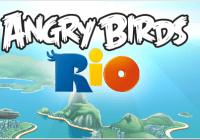iOS: Angry Birds RIO Gratis por tiempo Limitado en la AppStore