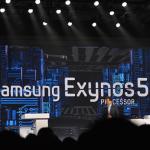 CES2013: Samsung anuncia su Exynos 5 Octa con tecnología ARM big.LITTLE