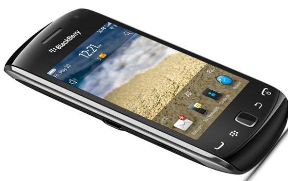 Chile-Concurso: Gánate una BlackBerry Curve 9380
