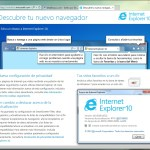 Microsoft lanza oficialmente Internet Explorer 10 para Windows