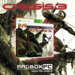 Concurso: ¡MadBoxpc te regala Crysis 3!