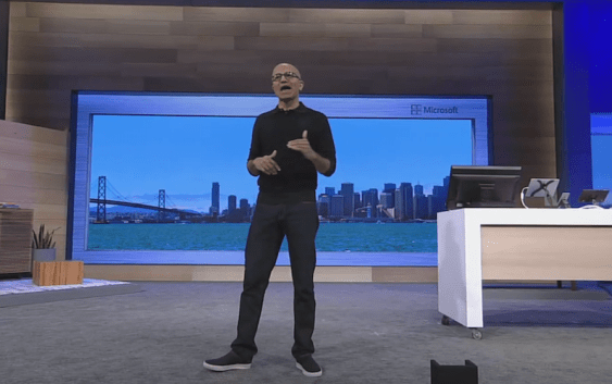 Revive la Keynote Inaugural de la conferencia #Build2015 de Microsoft