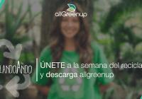 Aplicación chilena allGreenup organiza campaña #ReciclandoAndo por Día del Reciclaje