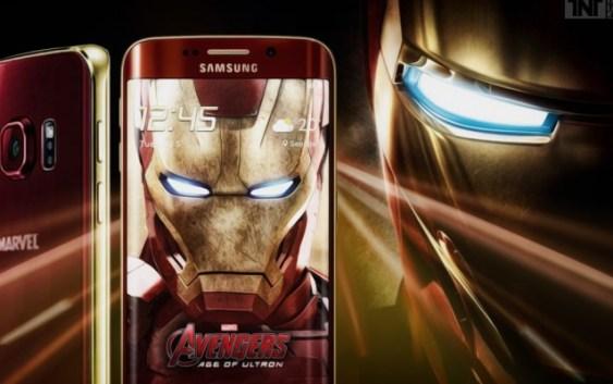 Linio trae a Chile el Galaxy S6 Edge Iron Man Edition y el Sony Xperia Z3 Plus